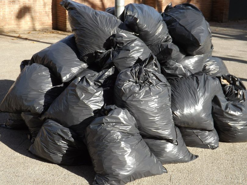 Entsorgung von Müll